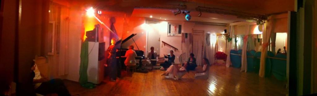 Gathering im Verein Praxis Pirouette